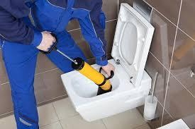 Deboucheur toilette